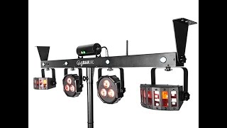 Chauvet DJ Gig Bar IRC 4-in-1 Complete Effect Light System
