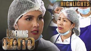 Daniela, tinanggal ang lahat ng empleyado sa factory   Kadenang Ginto (With Eng Subs)