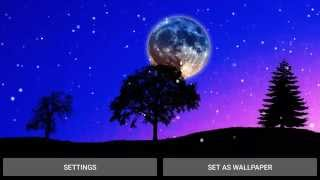 Night sky Live Wallpapers