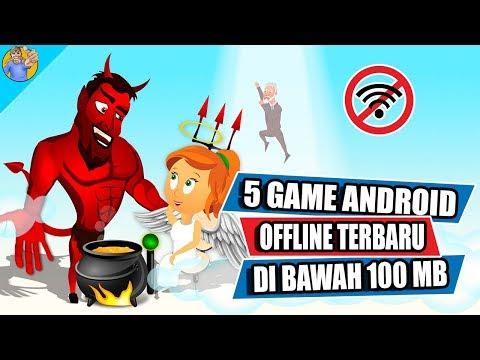 Download Video 5 Game Android Offline Terbaru Dengan Ukuran Di Bawah 100 MB