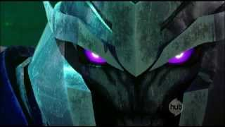 Transformers Prime Ost - 22 Megatron on the Move