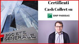 Investire su Bnp Paribas con i Cash Collect di SG