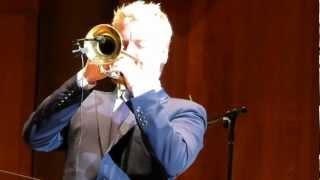 Chris Botti - Nessun Dorma (feat. Conrad on drums)
