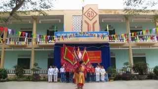 Buổi Gặp Mặt Kỷ Niệm 32 Năm Ngày Nhà Giáo Việt Nam 20/11/2014   Trường Võ Thị Sáu   Lạc Sơn   HB