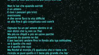 Neffa - Quando Sorridi lyrics full HD