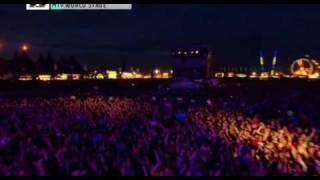 The Killers - Somebody Told Me (Live Oxegen)