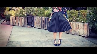 10 Ways to Wear a Midi Skirt - Styled by Real Girls! | Fashion Lookbook