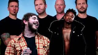Post Malone- rockstar (Feat. 21 Savage and Nickelback)
