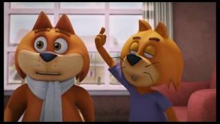 חתול בצמרת  טריילר רשמי: סרטים לילדים