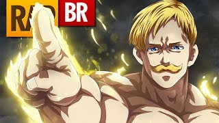 Rap do Escanor (Nanatsu No Taizai) Ft. VMZ | Tauz RapTributo 16