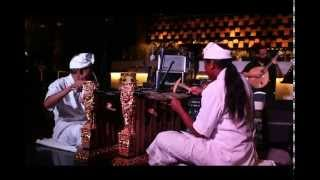 M-PeX & GAMELAN balinese musicians LIVE @ «TAB NOIR» (Bali, Indonesia) | 02-05'15