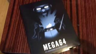 Mega64 10th Anniversary Blu-Ray Collection Unboxing
