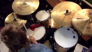Anderson Paak Drum Cover