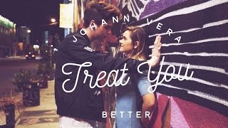 Treat You Better ( Shawn Mendes - Spanglish Cover ) | Johann Vera