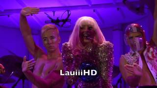 Lady Gaga - Donatella - Live in Oslo, Norway 29.9.2014 FULL HD