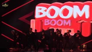 세븐틴(Seventeen) - 붐붐(BoomBoom) @3rd Mini Album ShowCase