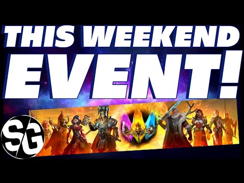 RAID SHADOW LEGENDS | WEEKEND EVENT 10X SUMMONS UPDATE