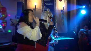 Christina & Angela Karaoke: Strani Amori - Pausini