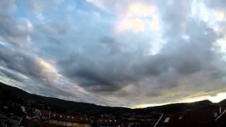 Soloppgang over Bærums Verk (TimeLapse)