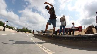 alex sweeney-skateparck tricks