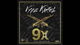 Vybz Kartel - 9X (Raw) [Pile Up Riddim] || October 2016 ||