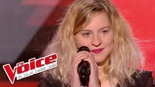 Elise Melinand « You're the One That I Want » (Grease)| The Voice France 2017 | Blind Audition