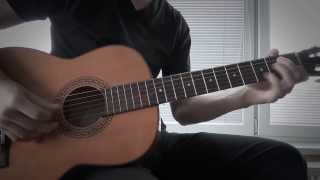 KJ - Promentory (Last of the Mohicans) Acoustic cover [HD]