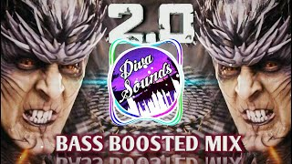 Robot 2.0 Song Remix By DJ Manish Miracle |$| #2.0 |$| #2.0TheatricalTrailer |$| Diva Sounds |$|