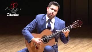 'Passeio no rio' de Luiz Bonfá. Rafael Aguirre, guitarra