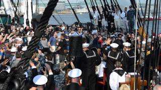 Dropkick Murphys - I'm Shipping Up To Boston (Live aboard USS Constitution)