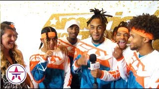 America's Got Talent: Future Kingz TAKEOVER The Interview 😂 + Reveal Who's Their BIGGEST Competition