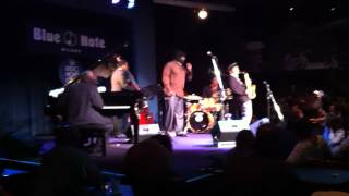 Gregory Porter - Real good hands - Blue Note Milan 30 May 2012