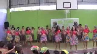 Os tons do Brasil:apresentação nega maluca