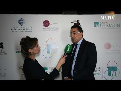 Video : Les matinales de la Fiscalité : Déclaration de Aziz El Khattabi