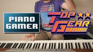Top Gear - Intro theme | PIANO GAMER