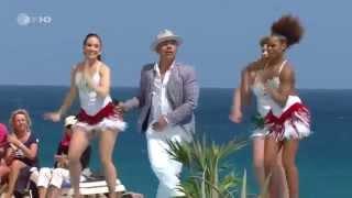 Lou Bega - Mambo Nr 5 (German TV 2014 - ZDF-Fernsehgarten on tour)