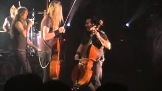 Apocalyptica - End of Me (feat. Tipe Johnson)