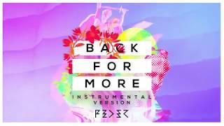 Feder - Back For More feat. Daecolm (Instrumental)