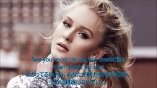 洋楽 和訳 Zara Larsson - Ain't My Fault