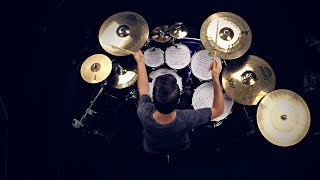 Cobus - Krewella - Be There (Drum Cover   #QuicklyCovered)