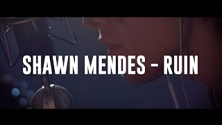 Shawn Mendes - Ruin - Cover