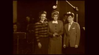 The Andrews Sisters - 1941 Live Recording