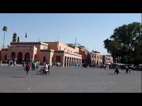 The Souk Ain't No Mall, Marrakech Morroco.