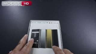 فتح علبة Sony Xperia Z5 Premium Dual Chrome