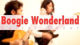 Boogie Wonderland (Earth, Wind & Fire) - Sonascribe guitarduo cover