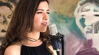 Afuera Está Lloviendo - Julión Álvarez (cover) Natalia Aguilar