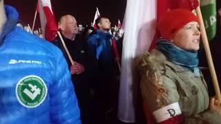 ONR Podhale na Marszu Niepodległości