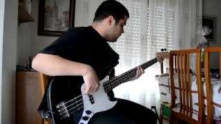 Moisés - Bongo Botrako - Revoltosa (Bass Cover)