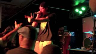 Backtrack-Too Close (Live at ECT 2012)