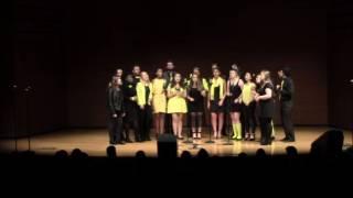 Stockapella - Golden (Fall 2016 Concert)